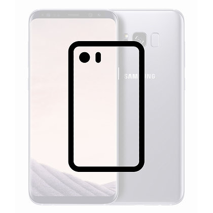 Samsung S8+ Bagside