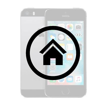 iPhone 5C Home knap