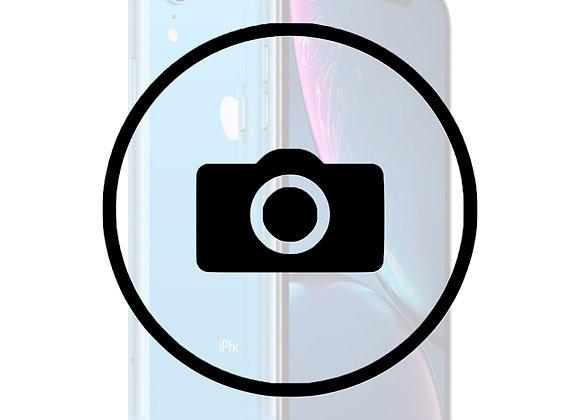 iPhone XR Bagkamera
