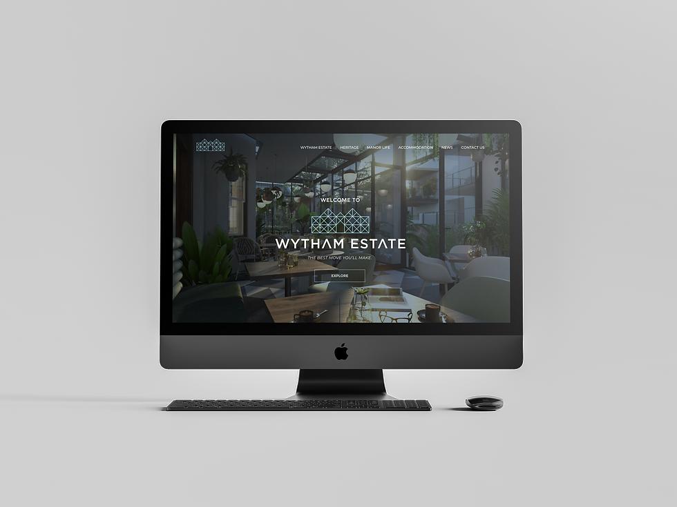 Wytham Estate Mock Up