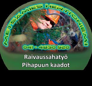 Metsämies - Herttoniemi - Logo - Final -