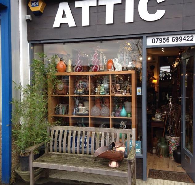 The Attic in Ashtead
