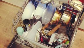 我が家のIKEAキッチン①食洗機