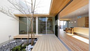 court/コートハウス・中庭型住宅について