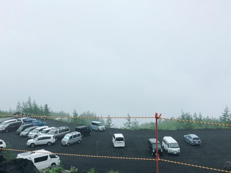 一応富士山5合目の写真です…