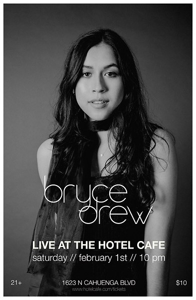 bryce hotel cafe february 1st