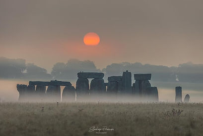 Stonehenge for Lori Barresi Winter Solst