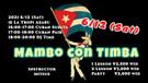 6/12 (Sat) Mambo con Timba @ La Tropi