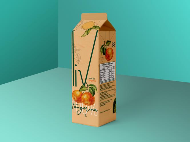 Embalagem LIV