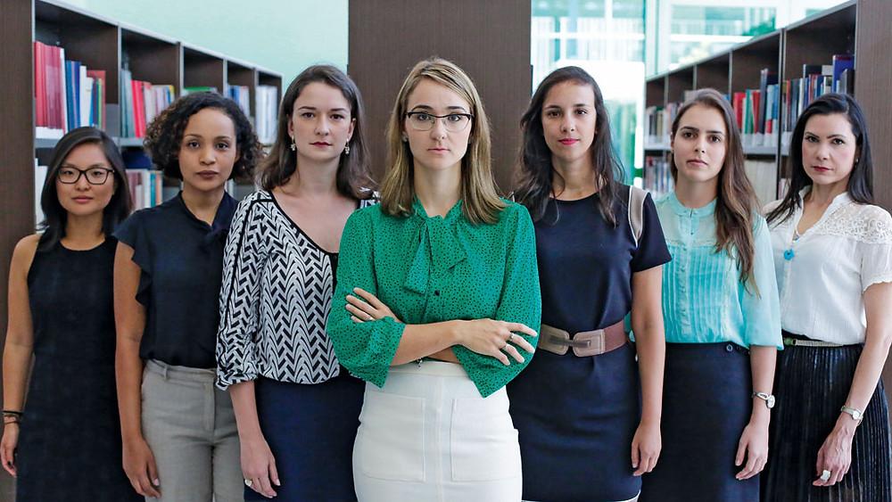 Conheça a equipe de sete mulheres responsável pelos acordos confidenciais de leniência firmados entre empresas envolvidas em malfeitos e o Conselho Administrativo de Defesa Econômica