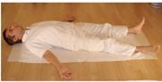 Savasana - La pose du cadavre