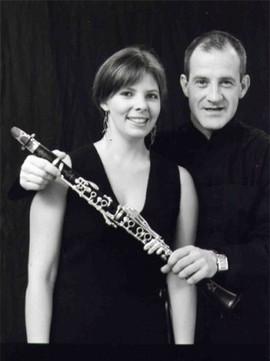 Eliane with Ronald van Spaendonck