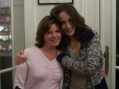 Avec Hélène Grimaud