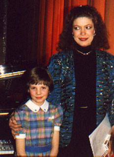 Eliane avec Brigitte Engerer