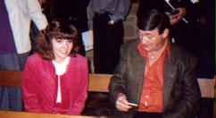 Eliane avec Georges Cziffra