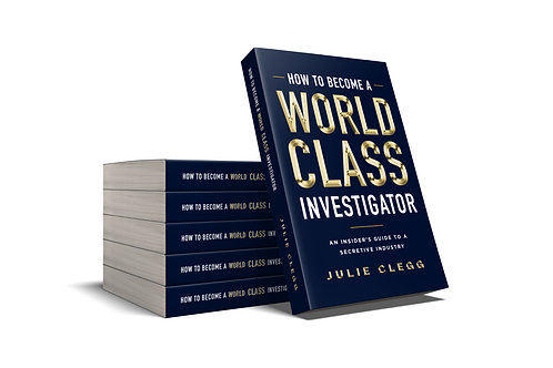 How To Become A World Class Investigator