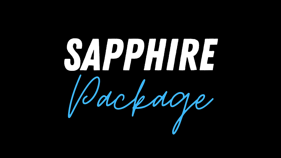 Sapphire Modelling Package