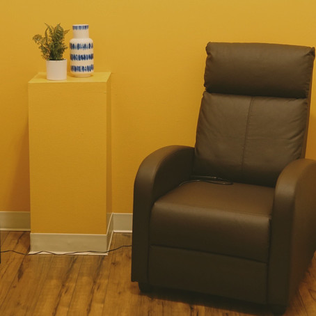 Our Ketamine IV Infusion rooms are ready!
