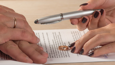 Is there more than one kind of divorce?