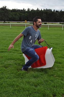Assise Saddle Benjamin Rousse  Lyon