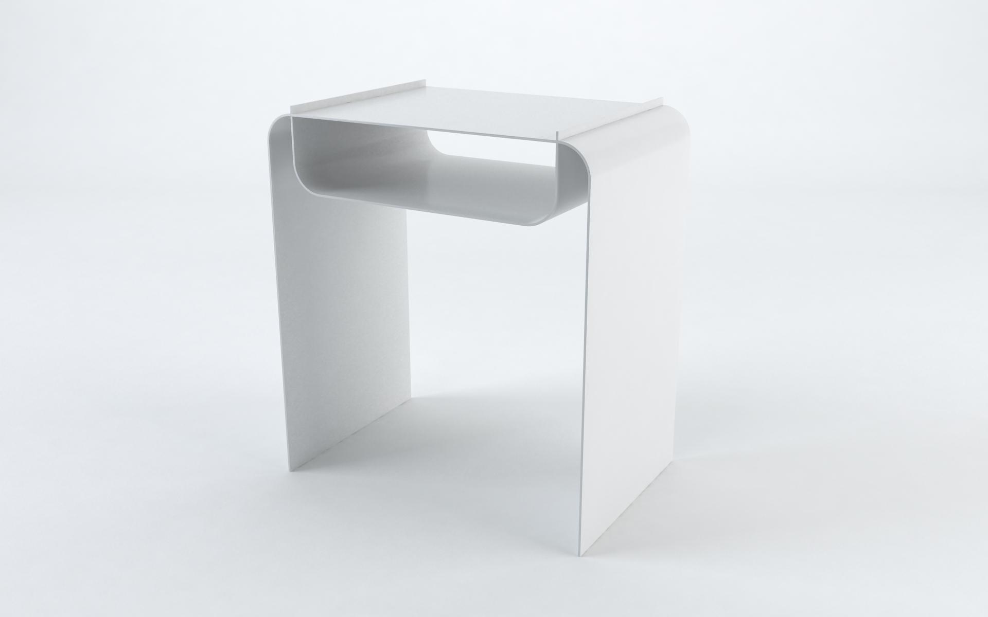 Table de chevet Benjamin Rousse design studio1