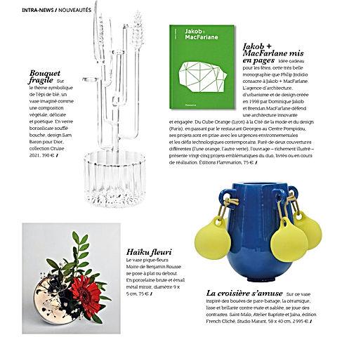 Intramuros magazine design benjamin rous