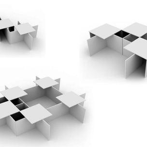 Structure déployable