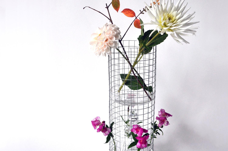 Benjamin Rousse design studio vase tuteu