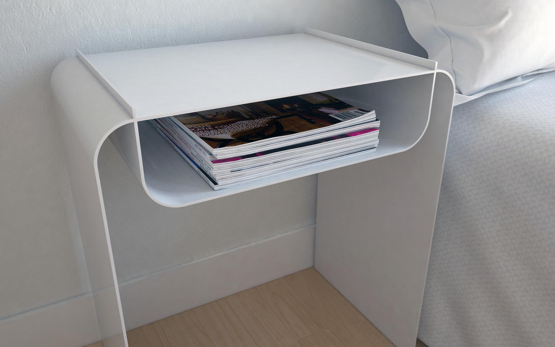 Table de chevet Benjamin Rousse design studio3