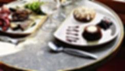 Benjamin Rousse Vaisselle ANGLE assiette