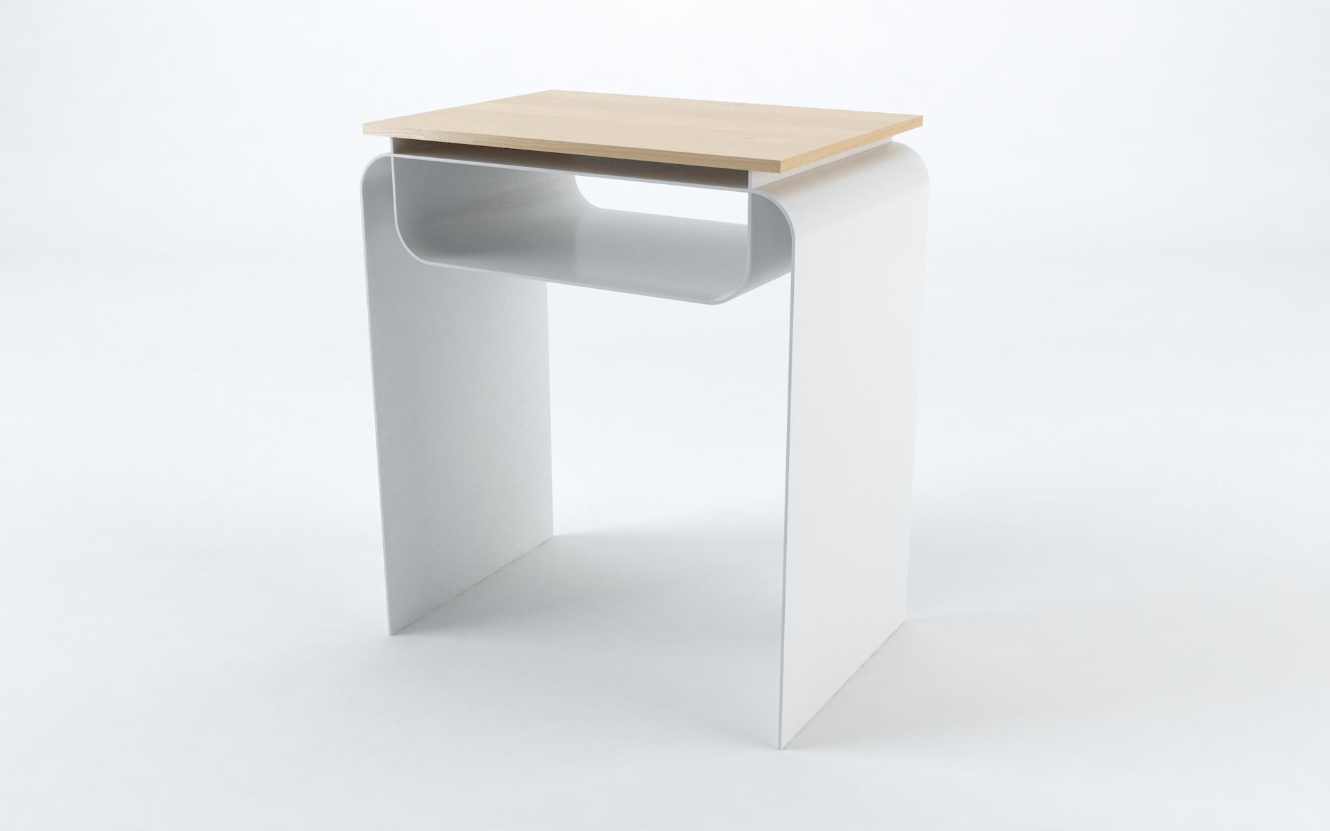Table de chevet Benjamin Rousse design studio2