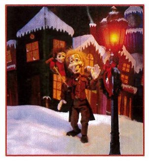 December 13th - A Christmas Carol presented by The Puppet People from New York
