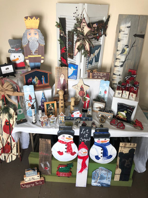 A Vintage Christmas Holiday Fair, Saturday, Nov. 9th from 9:30am - 2pm