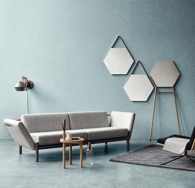 Nap-miljø sofá cinza