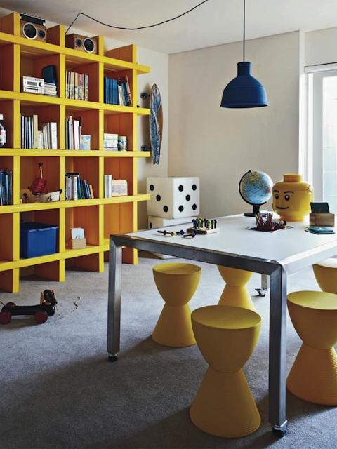 kid playroom armelle habib french by amarelo