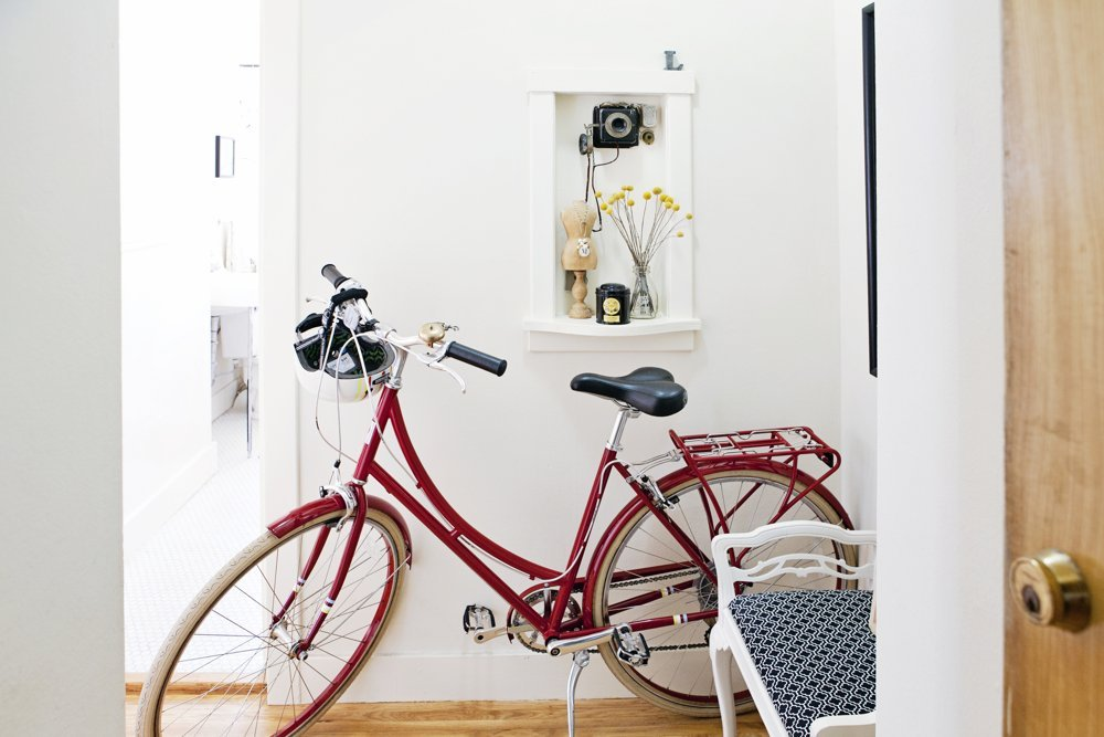 bicicleta retro y con encanto