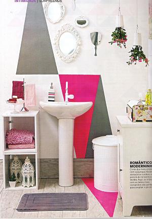 decorar mais por menos paredes