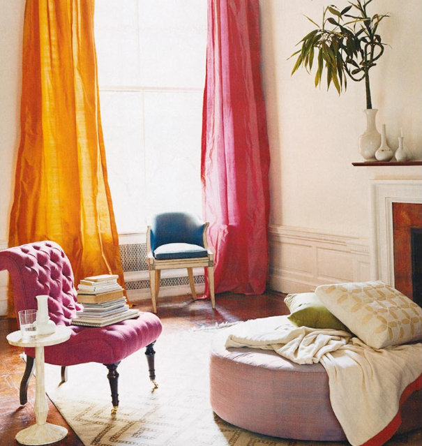 cortinas eclec chic