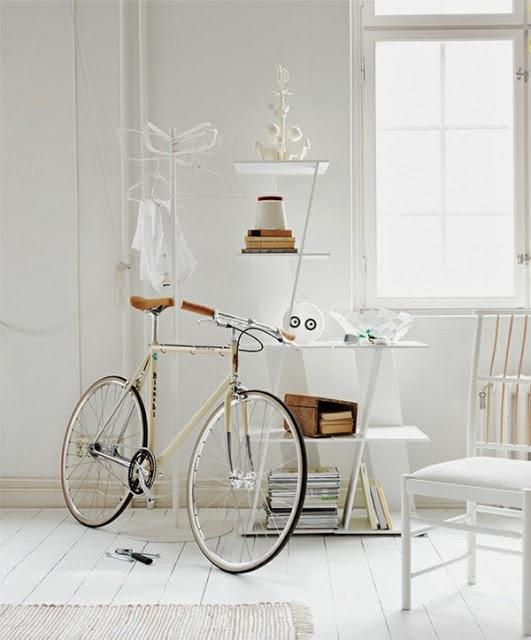 bicicleta blanca decoratualma