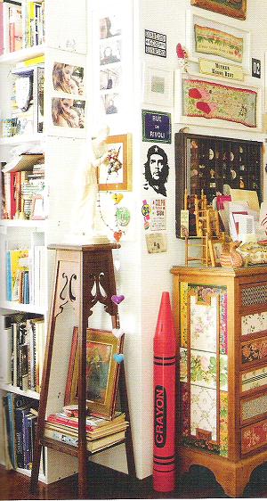 casa claudia arranjos de parede