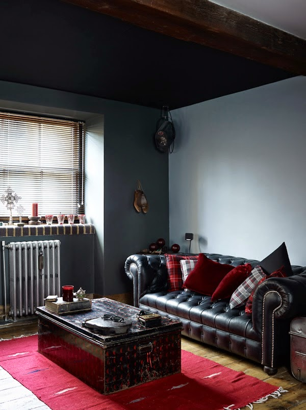 chester-negro- loft masculino em londres cintade and chic