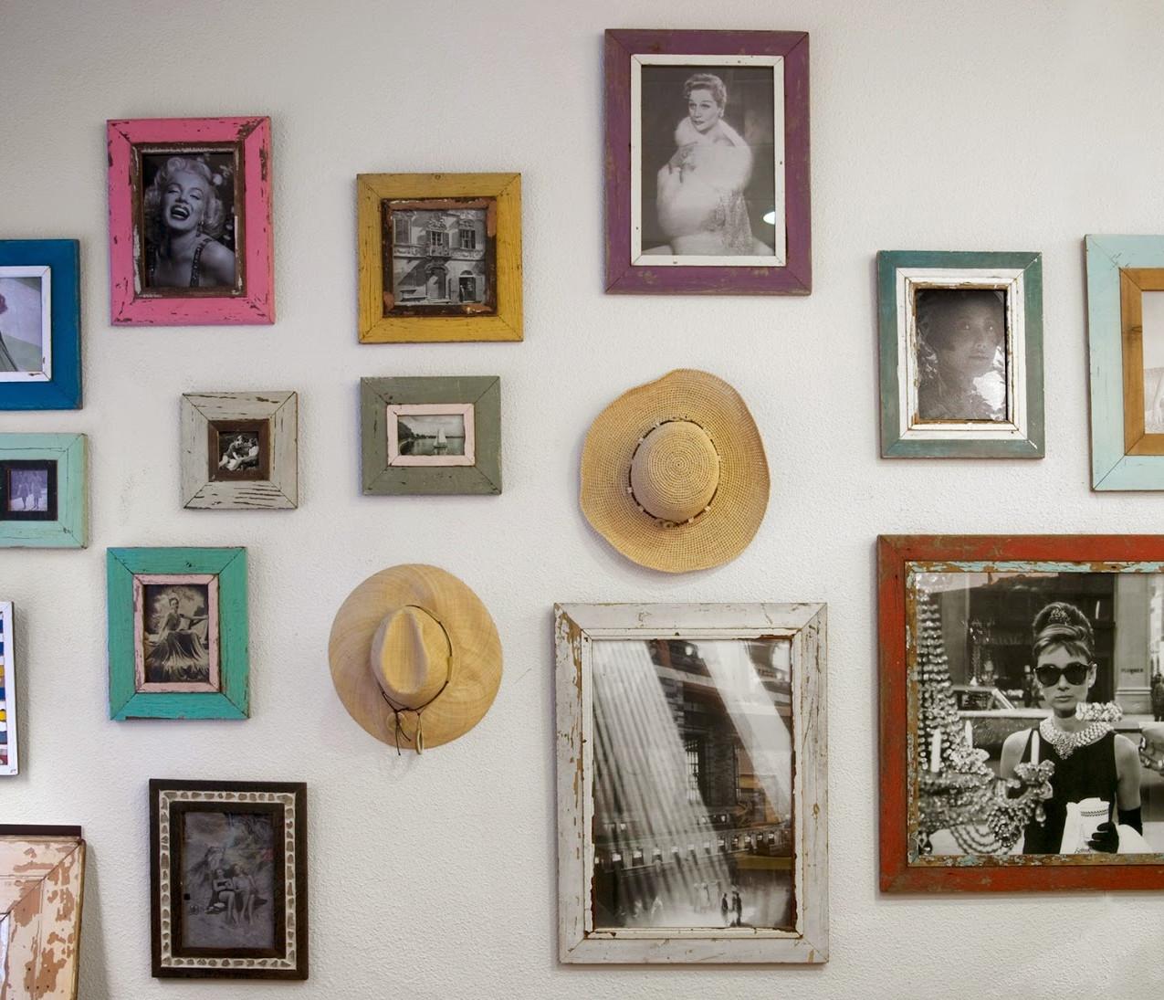 arranjos de parede rue vintage 74