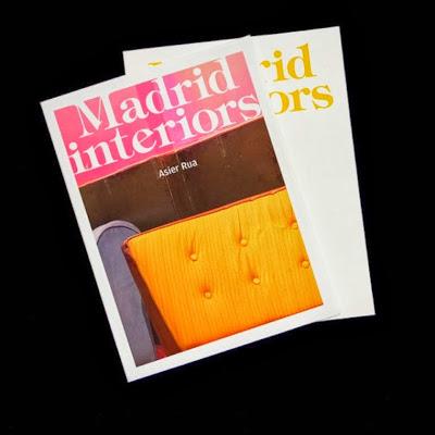 Madrid Interiors, un libro del fotografo Asier Rua transito inicial