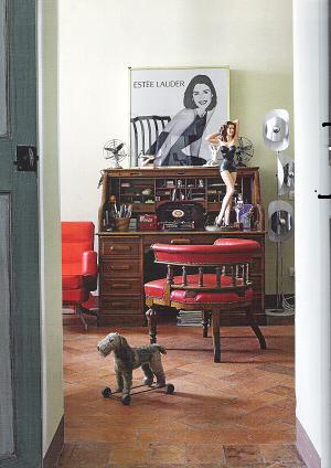 vintage - Design de interiores folha