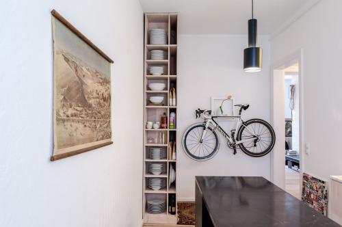 my ideal home  bicicletas