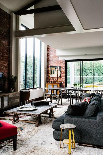 2 living lynda newton industrial loft decoratualm