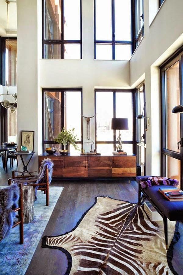 apartamento de Athena Calderone