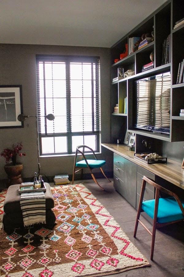 apartamento de Athena Calderone..
