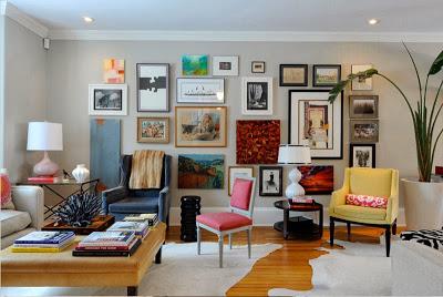 desire to inspire arranjos de parede..