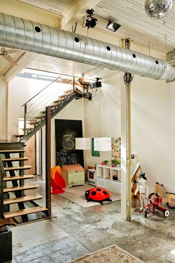 Desire to inspire loft em montreal
